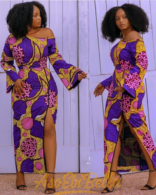 #EbFabLook Vol 45B: Wanna Be Trendy? Try This Top 30 Aso-Ebi & EB Fabulous Look Style 2020