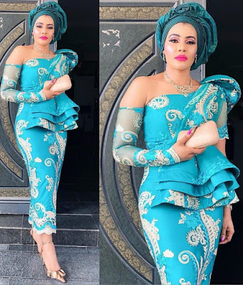 50 Edition of #ebfablook – Shop From These New Aso ebi Lace style & African Print Trend 2020