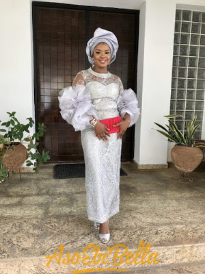 53 Edition of EsB #ebfablook – Shop From These New Aso ebi Lace style & African Print Trend 2020