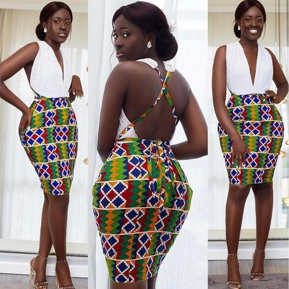 How To Look Classic Like Serwaa Amihere – 25+ Ankara Outfits For Plus Size & Curvy Ladies 2020