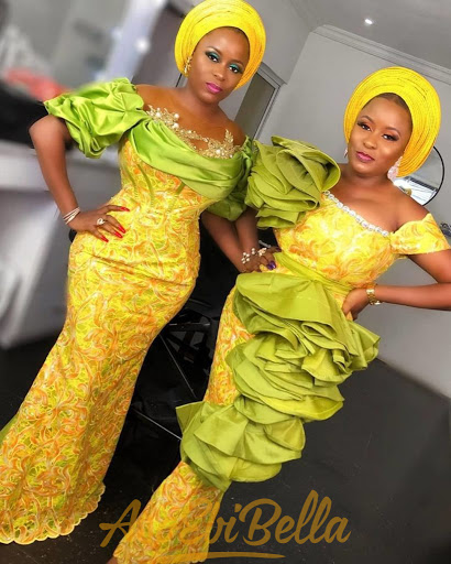 #EsbMallfablook Vol4 – 37 Trendy Aso Ebi Outfits And Styles For Regal Women