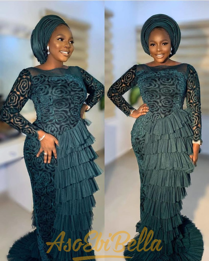#EsbMallfablook Vol3 – 24 Chic and classy Aso-Ebi Outfits And Styles For Regal Women for 2021