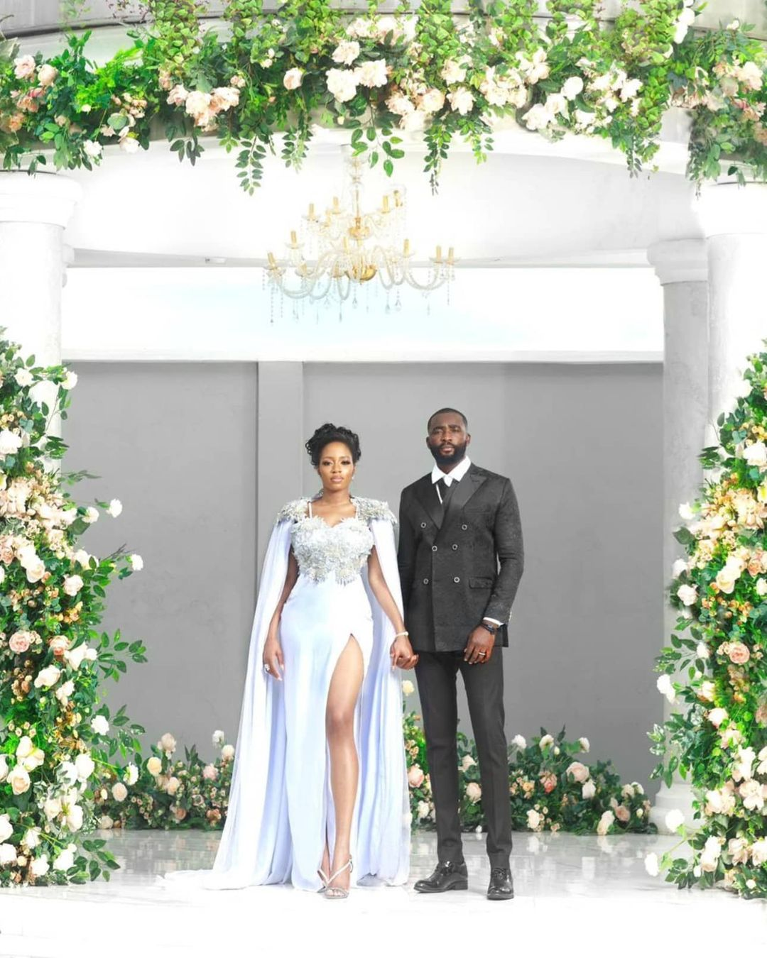 Khafi And Gedoni's Wedding Photos are Just What You Need Today