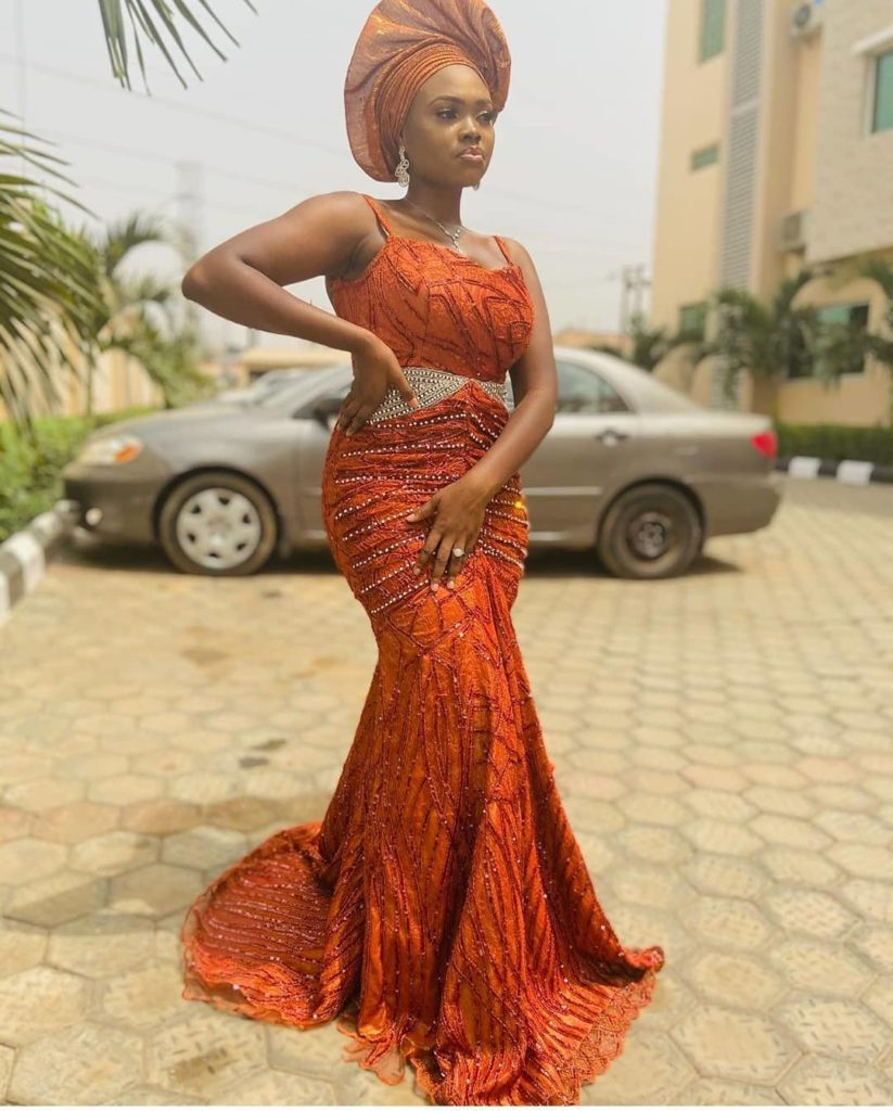 #EsbMallfablook Vol9 – Here's New Aso Ebi Styles of the week for you