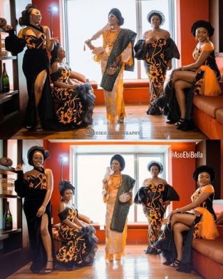 #EsbMallfablook Vol10 – Here's New Aso Ebi Styles for the week for you