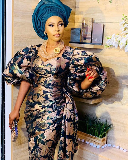 #EsbMallfablook Vol11 – Here's New Aso Ebi Styles for the week for you