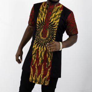 Men African Print